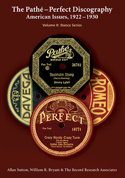 Pathe; - Perfect 78 Records - Discography, Vol. 2
