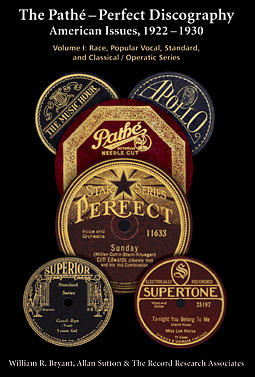 Pathe - Perfect 78 rpm Records - Discography, Vol. 1