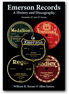 Emerson 78-rpm Records  - History and Discography